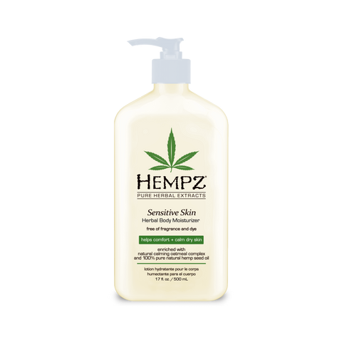 Hempz Sensitive Skin Moisturiser