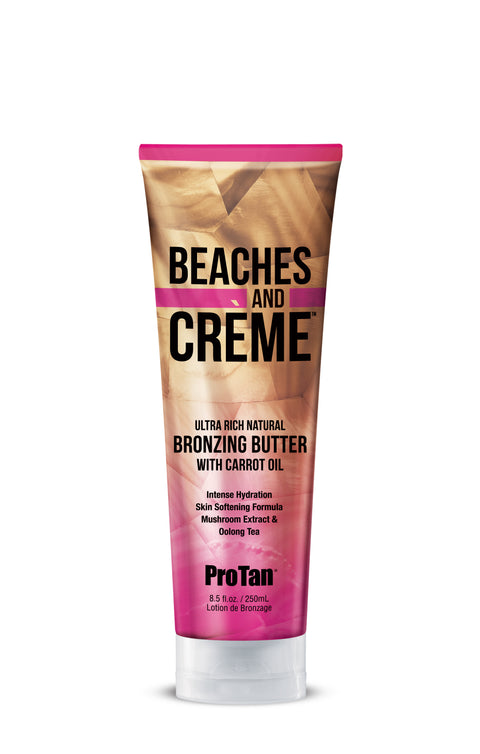 Pro Tan Beaches & Cremé Natural Bronzer