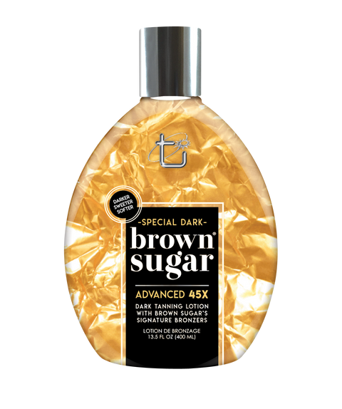 Tan Incorporated Special Dark Brown Sugar