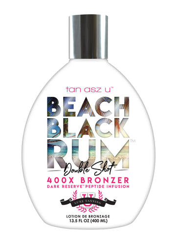 Tan Asz U Beach Black Rum