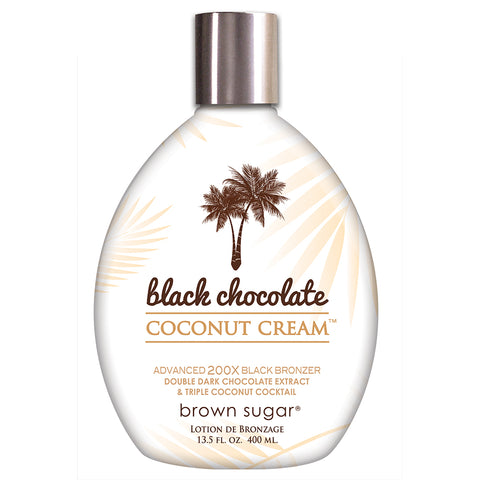 Tan Incorporated Black Chocolate Coconut Cream
