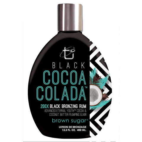 Tan Incorporated Black Cocoa Colada