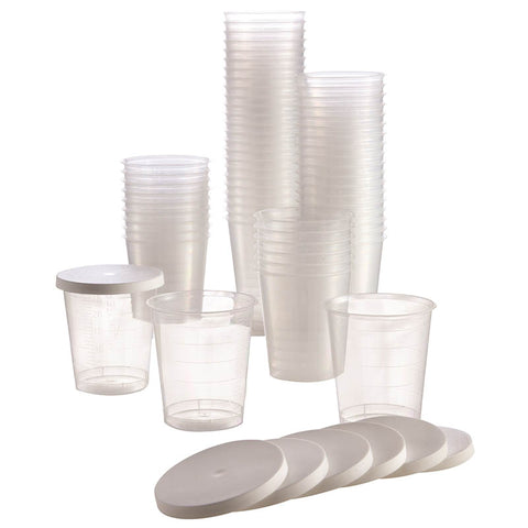 Disposable Cups & Lids