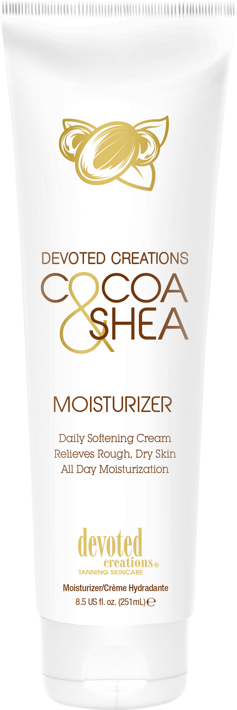 Devoted Creations Cocoa & Shea