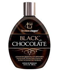 Tan Incorporated Black Chocolate