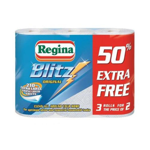 Regina Blitz Kitchen Roll