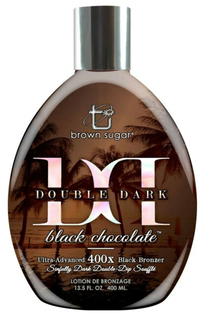 Tan Incorporated Double Dark Black Chocolate