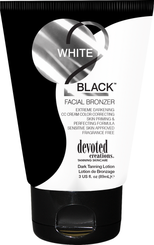 Devoted Creations WHITE2BLACK Face