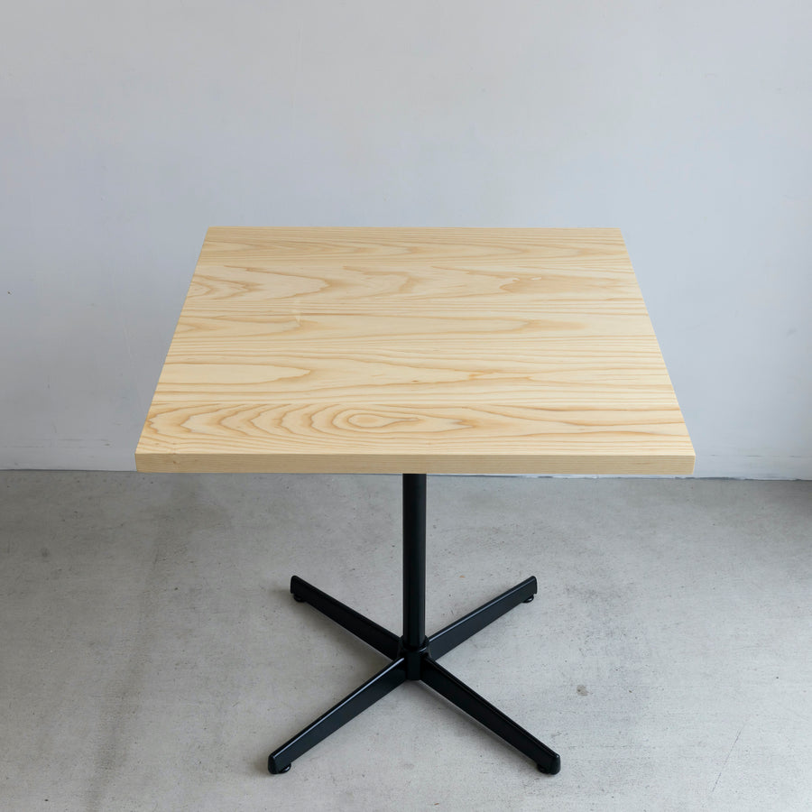 CAFE TABLE  / Ash