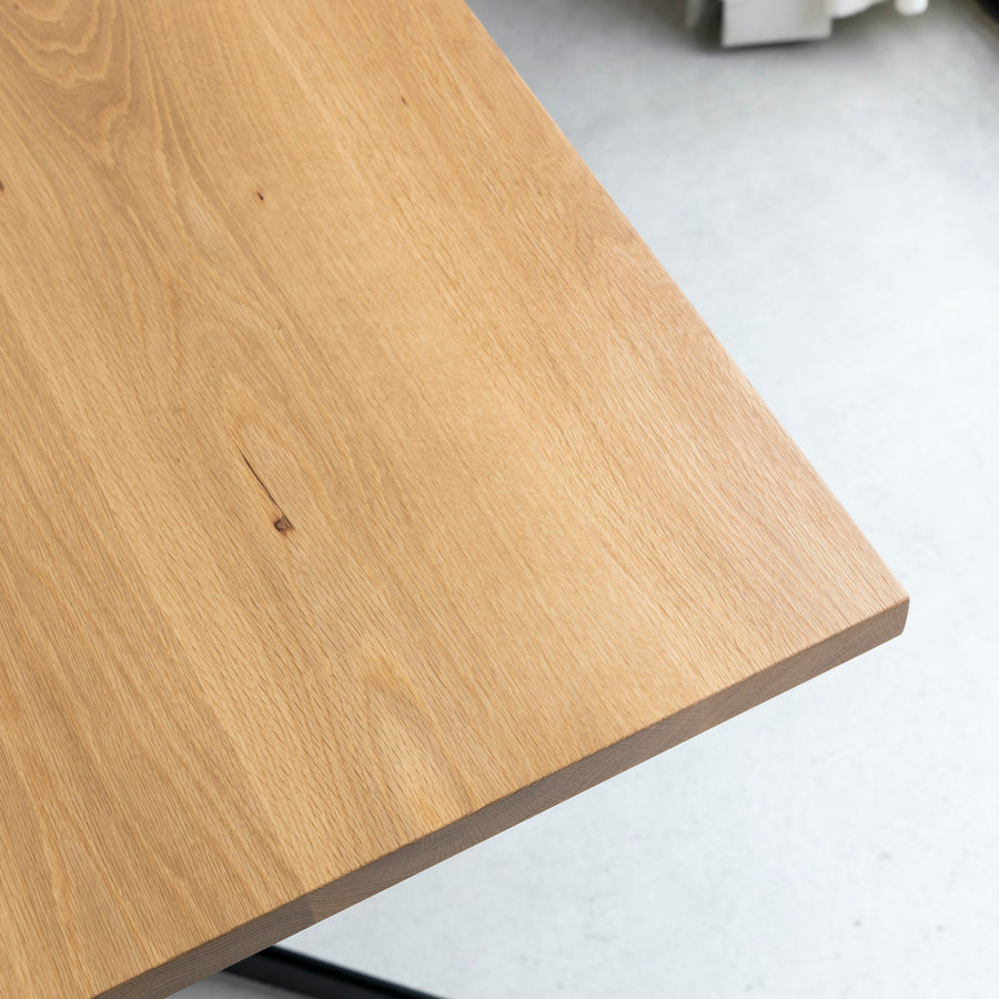 CAFE TABLE  / WhiteOak