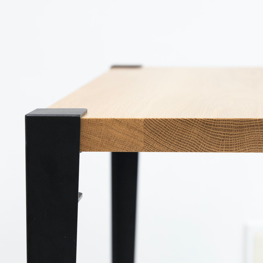 CAFE TABLE  / WhiteOak × 4LEGS