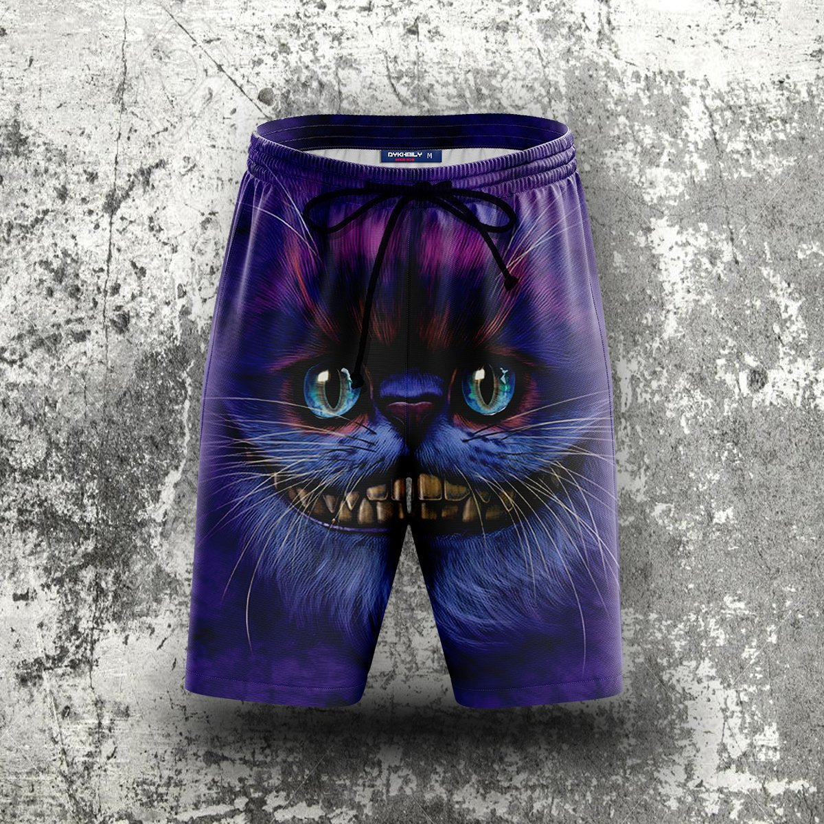Cheshire Cat Beach Shorts S Short