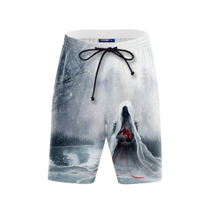 Winter Beach Shorts Short