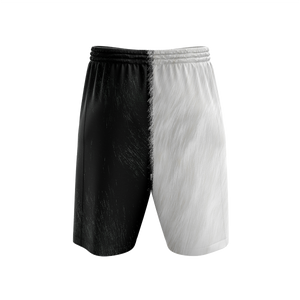 Yin Yang Cats Beach Shorts Short