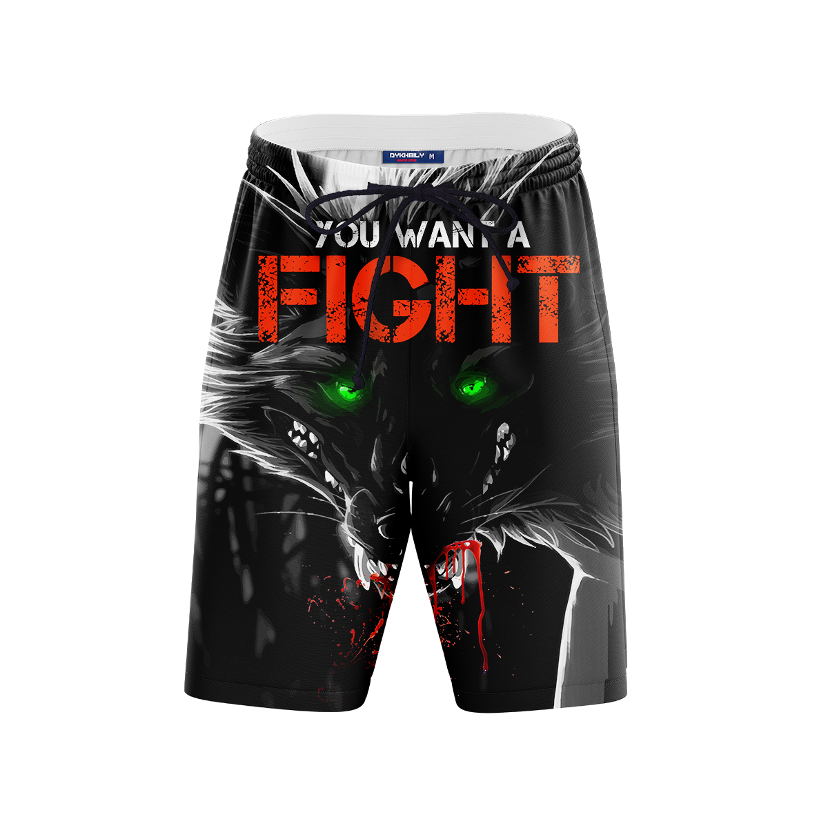 You Want A Fight Ill Bring War Beach Shorts Short