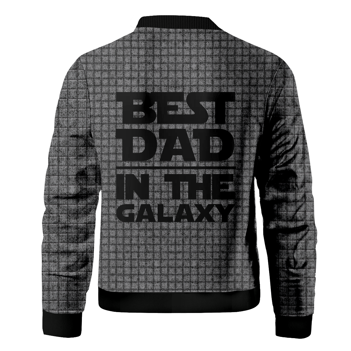 Best Dad In The Galaxy Bomber Jacket