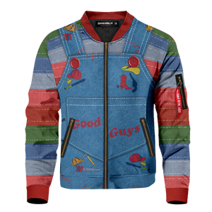 Chucky The Doll Bomber Jacket