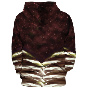 Cancer Galaxy Unisex Pullover Hoodie