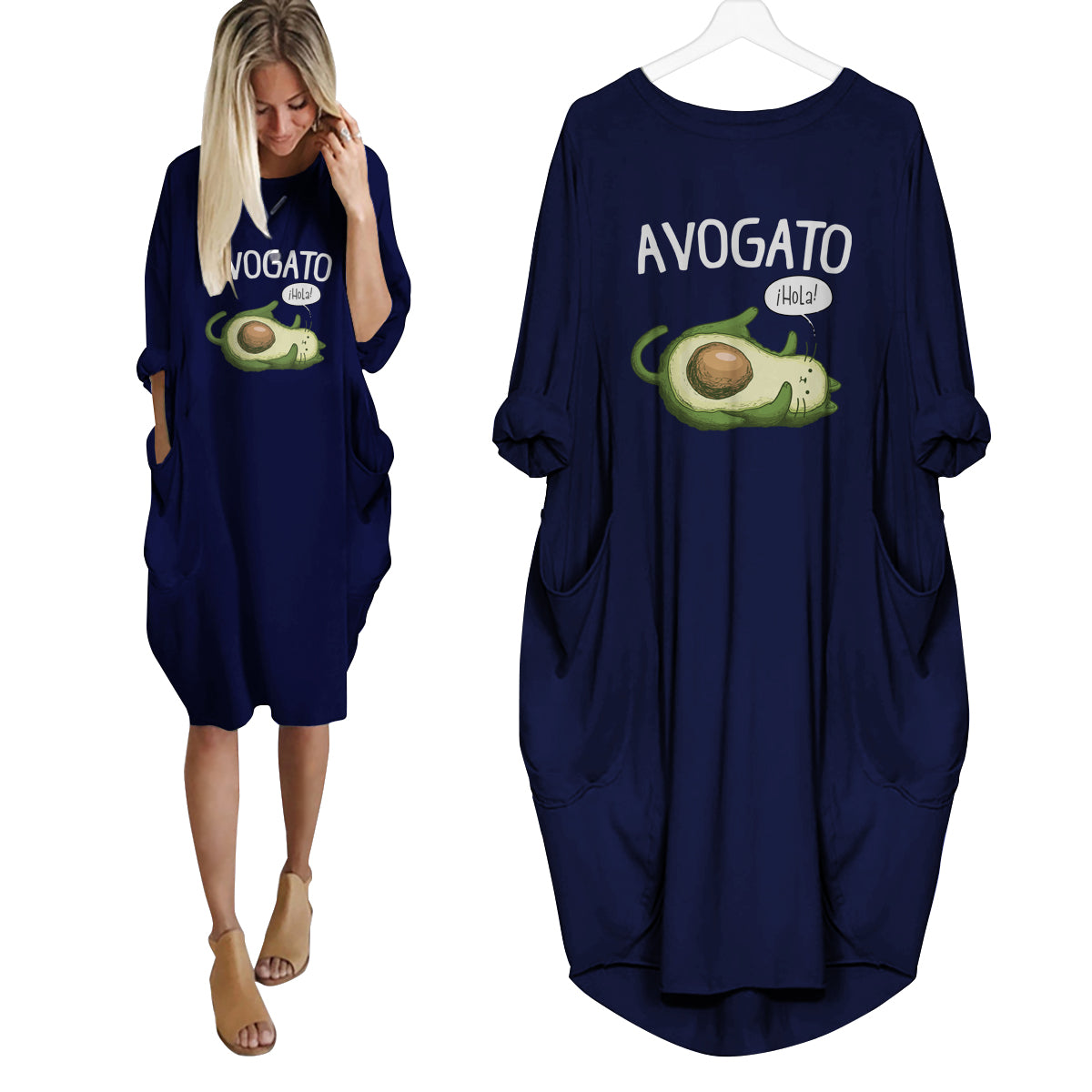 Avogato Dress