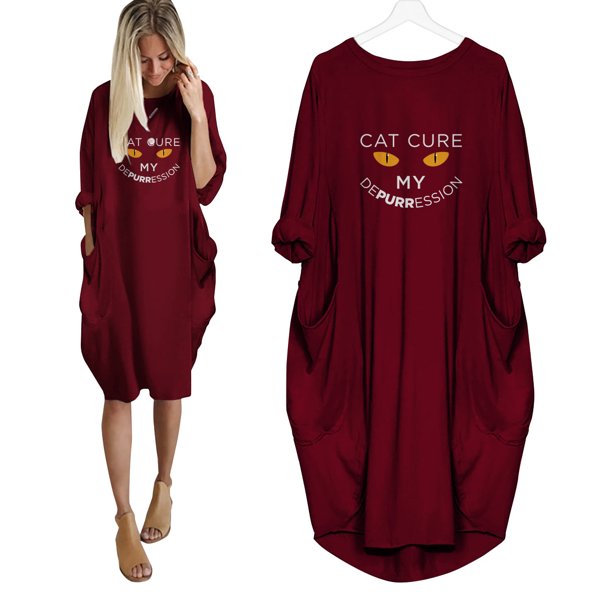 Cat Cure Dress
