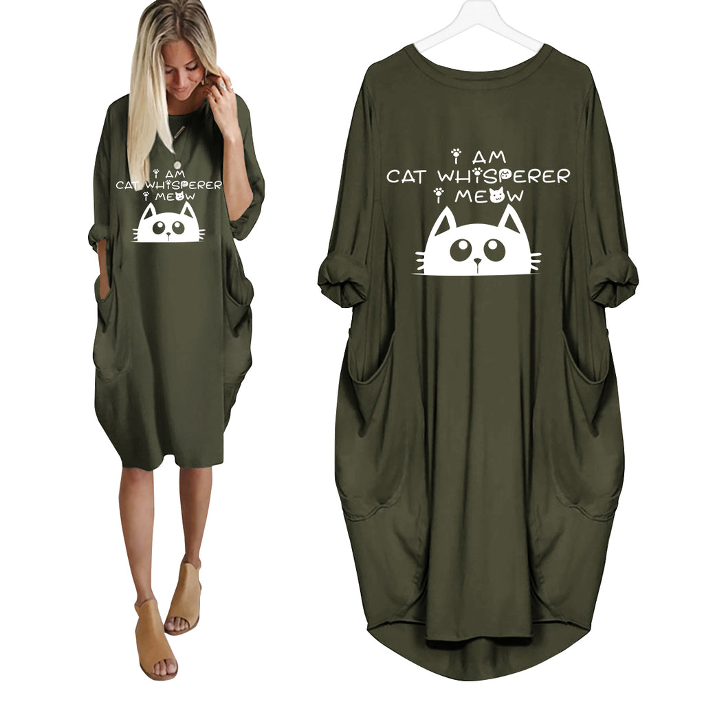 Cat Whisperer Dress