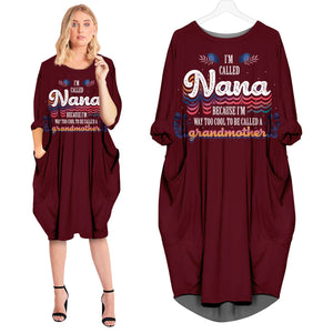 Cool Grandma Dress