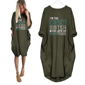 Crazy Sister Lots of Auntitude Dress