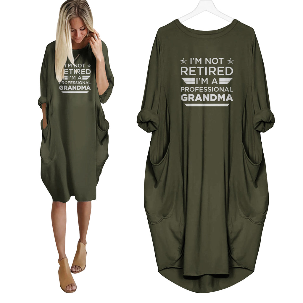 Professional Grandma Dress