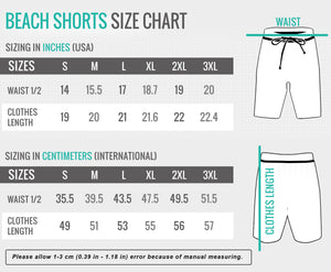 First Father Beach Shorts