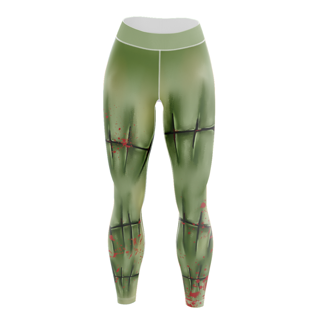 Frankenstein Unisex Tights Leggings