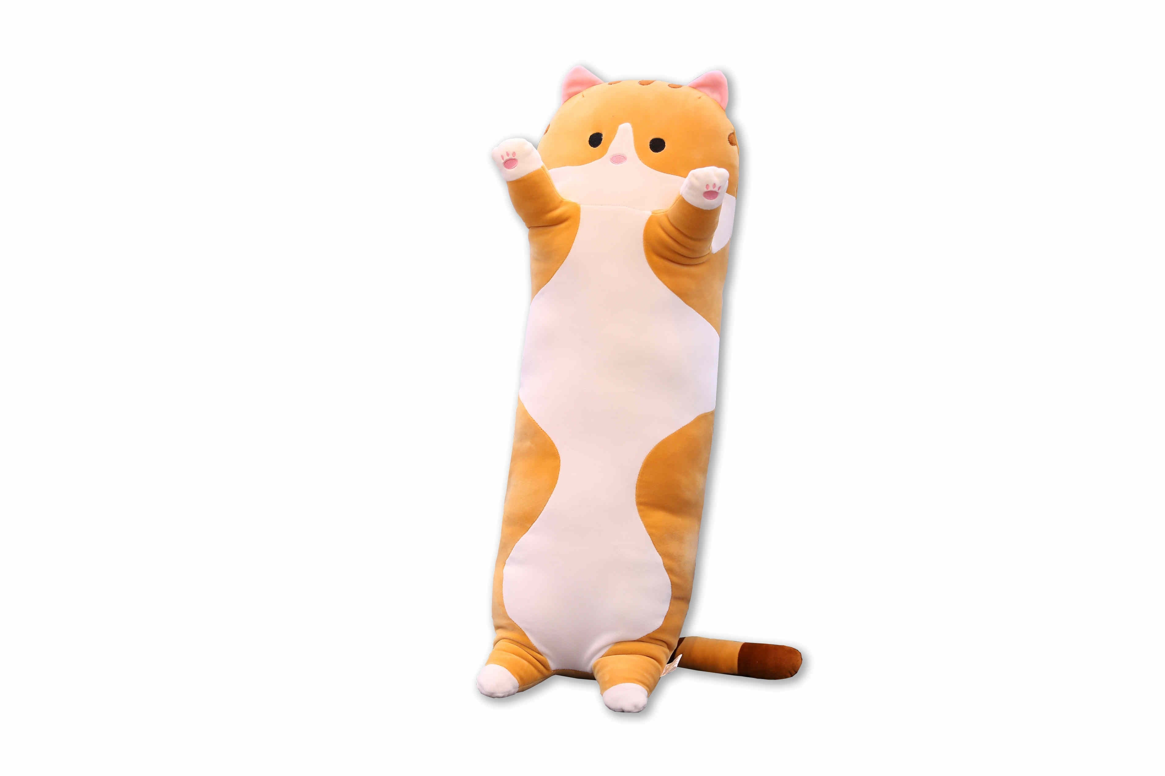 Plush-Pillow™-Snuggle Kitty Plushie