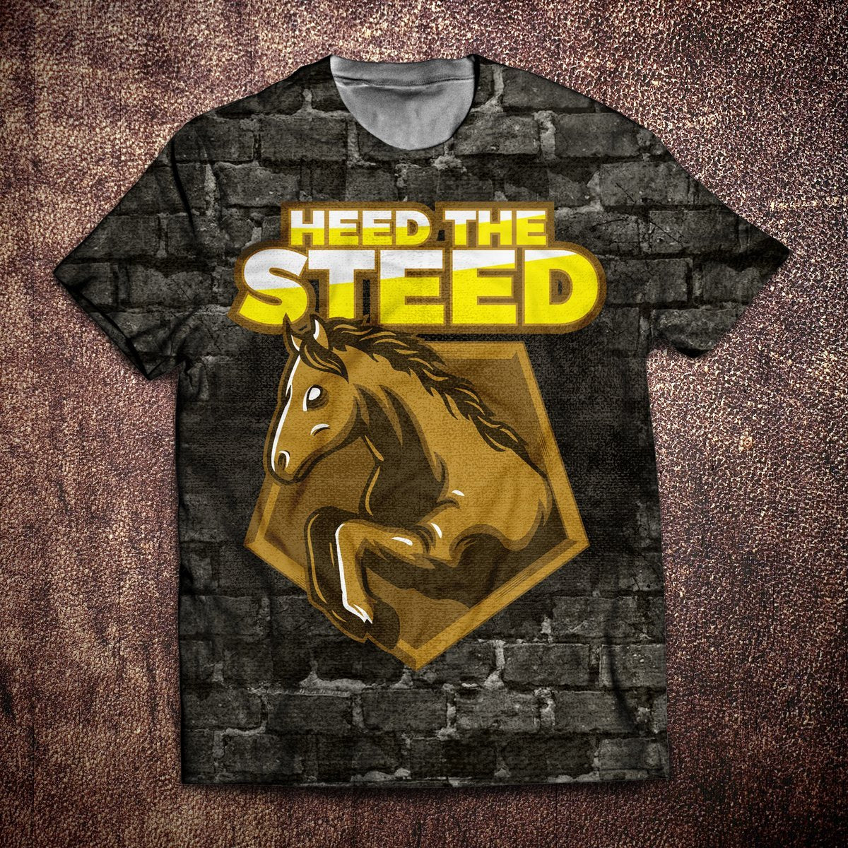 Heed The Steed Unisex T-Shirt