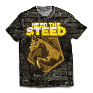 Heed The Steed Unisex T-Shirt M