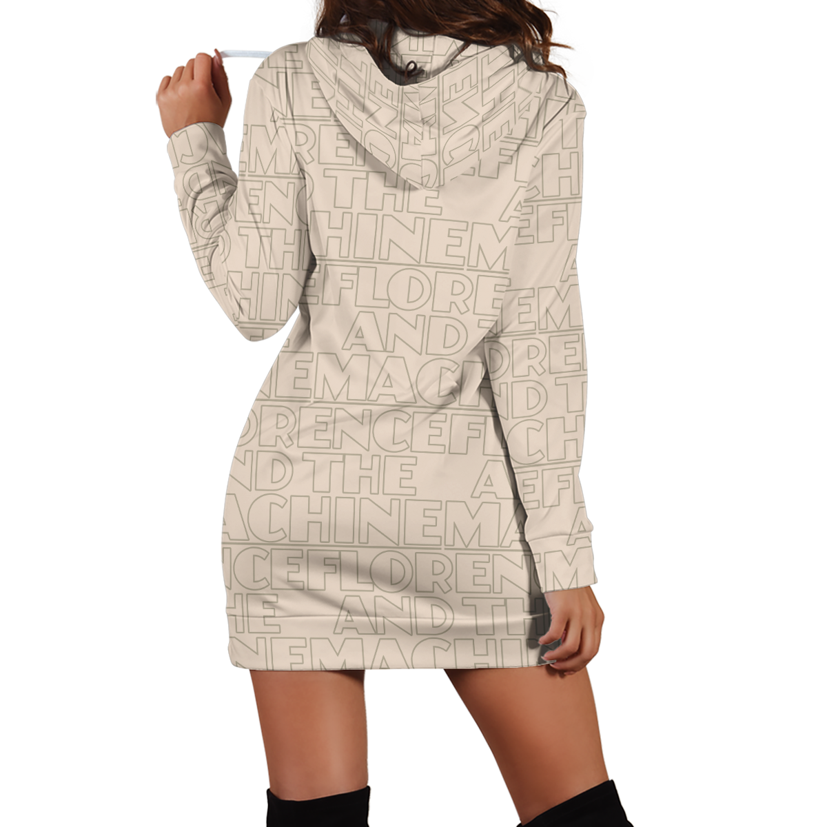 Florence & The Machine Hoodie Dress