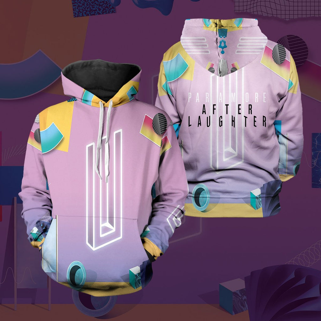 After Laughter Unisex Pullover Hoodie S