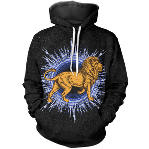 Jungle King Unisex Pullover Hoodie