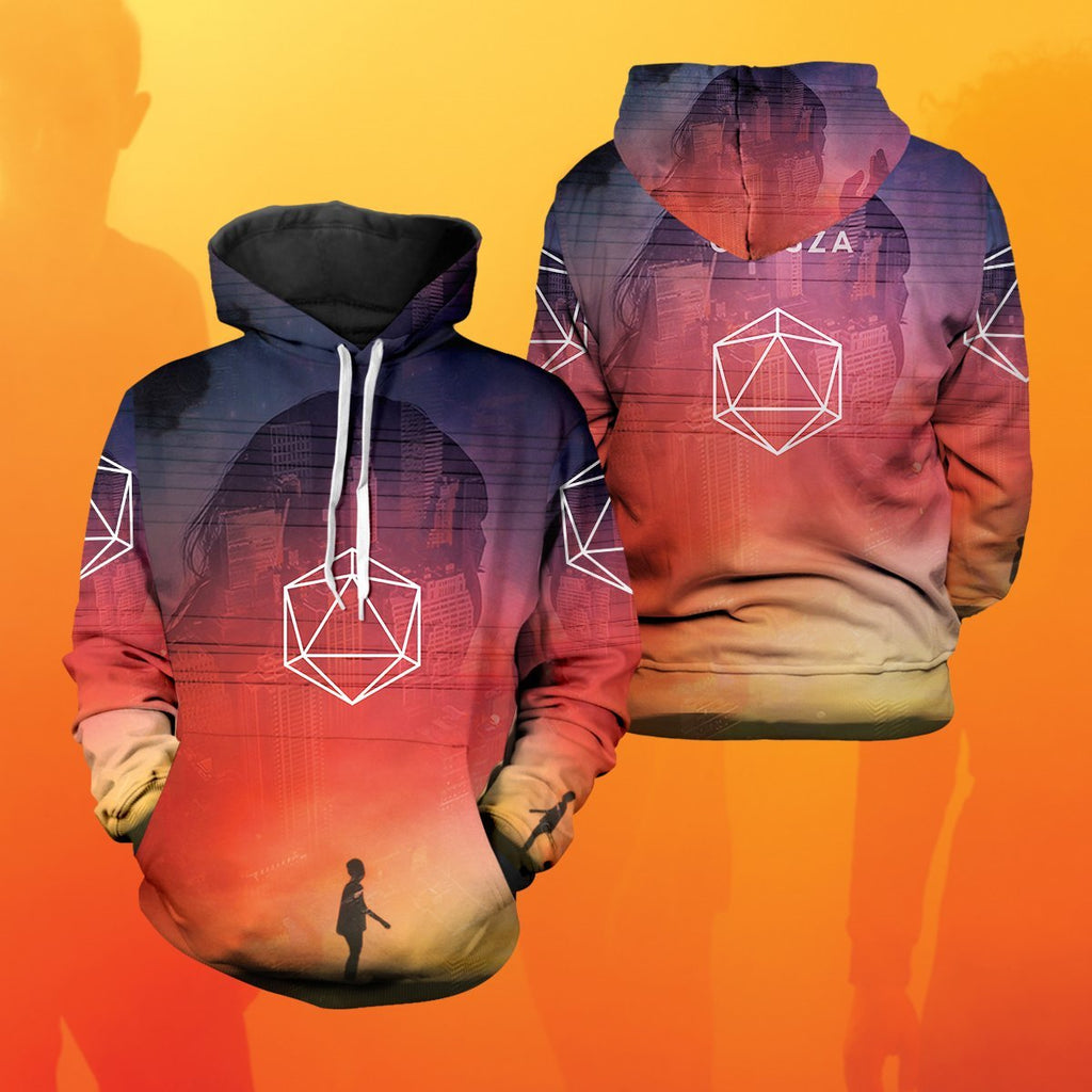 Odesza Unisex Pullover Hoodie S