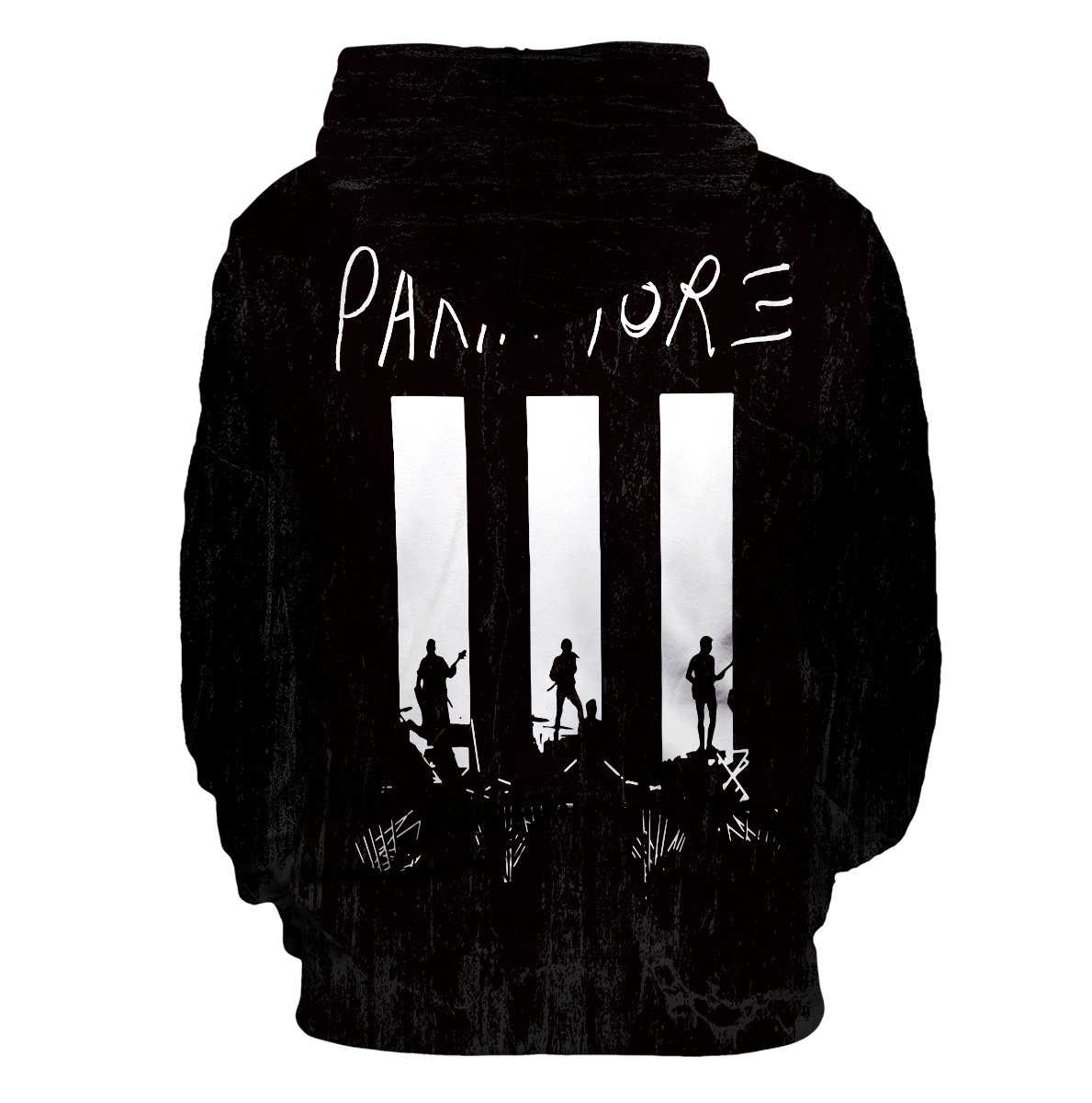 Paramore Unisex Pullover Hoodie