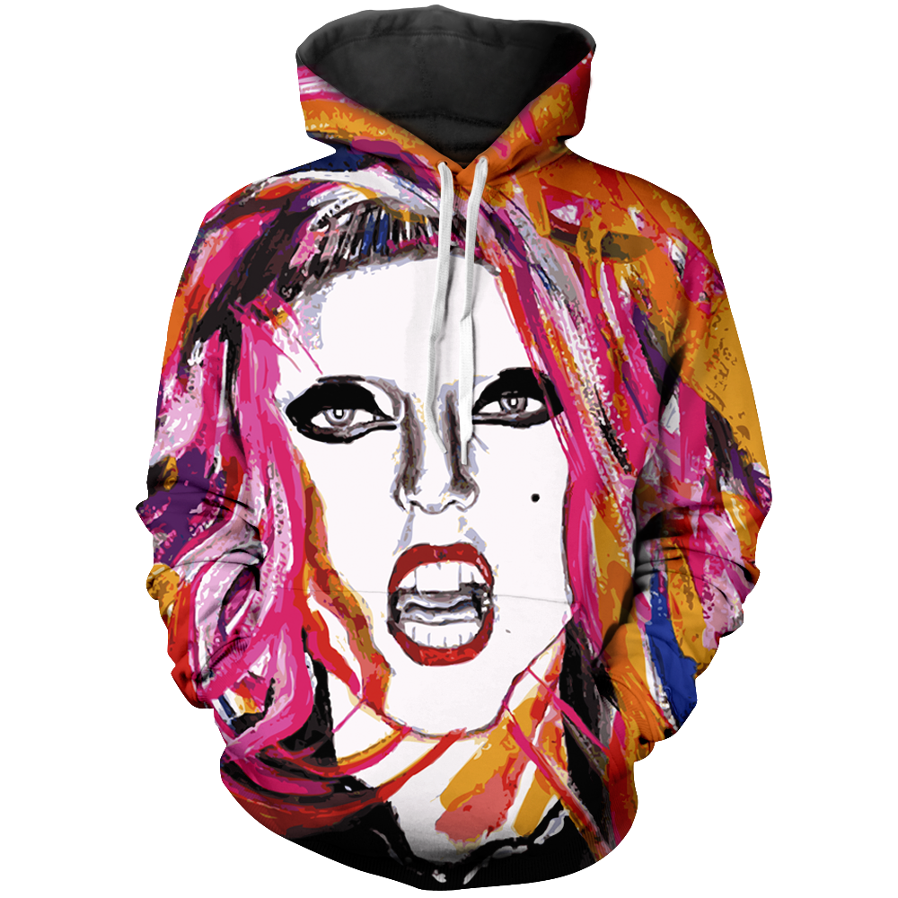 Mother Monster Unisex Pullover Hoodie