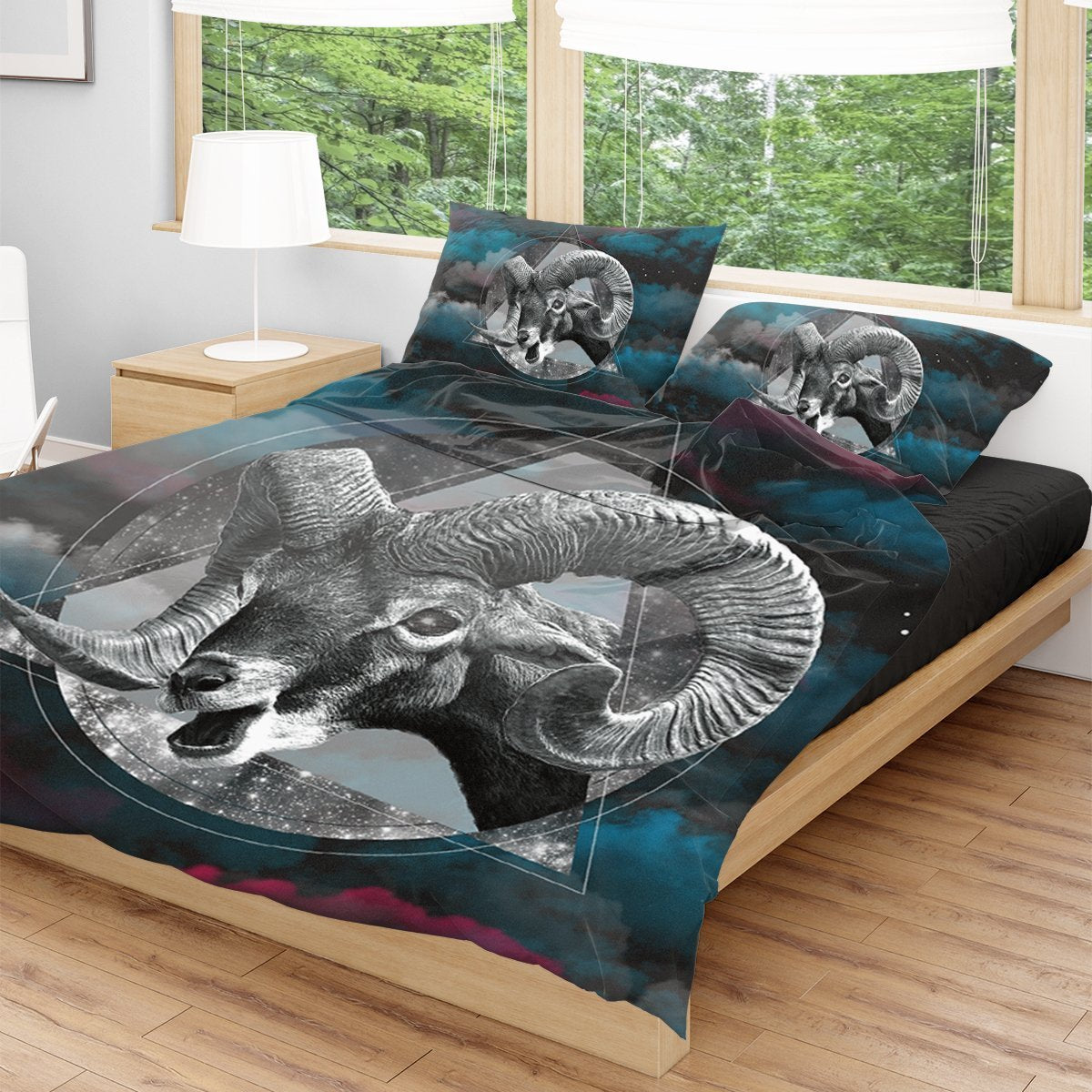 Horns & Space Bedding Set Beddings
