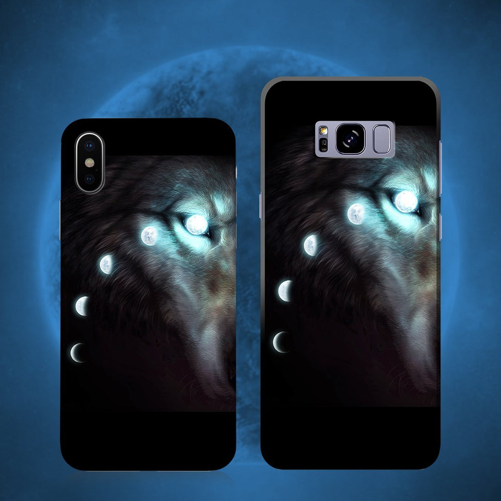 Hunters Moon Phone Case