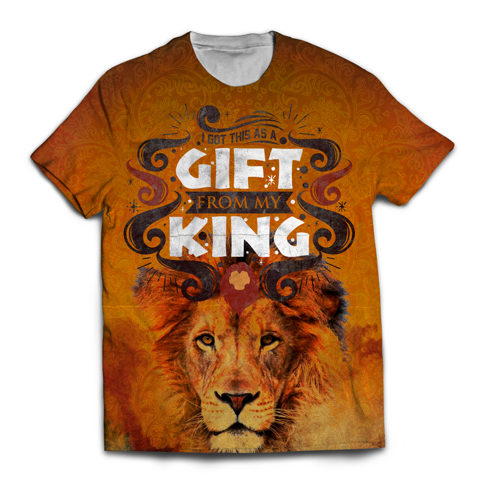 I Got This As A Gift From My King Unisex T-Shirt M
