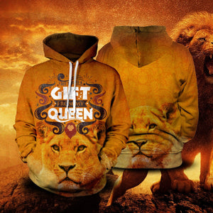 I Got This As A Gift From My Queen Unisex Pullover Hoodie