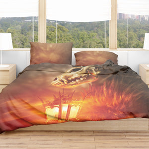 Ignis Fatuus Bedding Set Twin Beddings