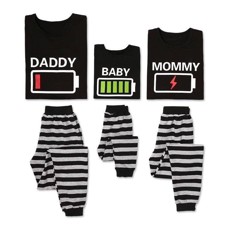Family™ Collections- Energetic Baby Family Matching Set