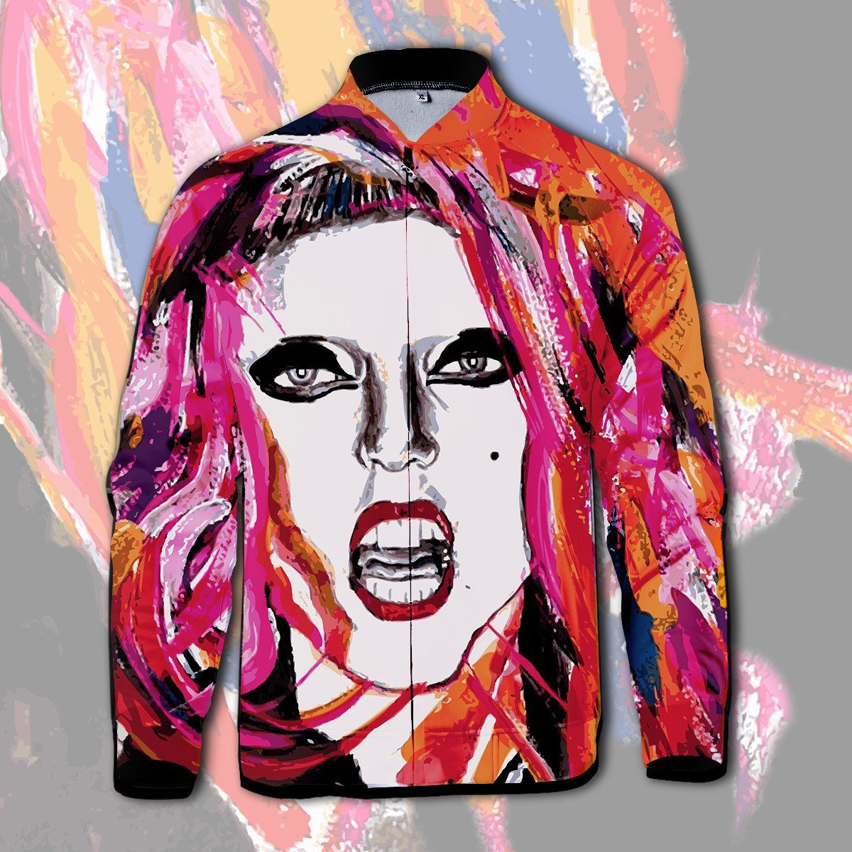 Mother Monster Zipped Jacket S