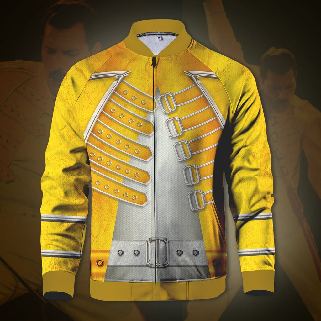 We Are The Champions Zipped Jacket S