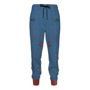 Chucky The Doll Jogger Pants