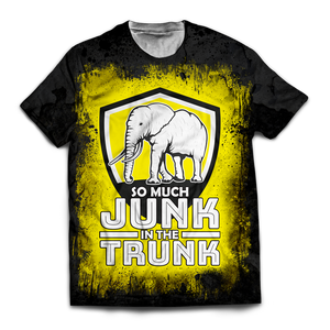 Junk In The Trunk Unisex T-Shirt M
