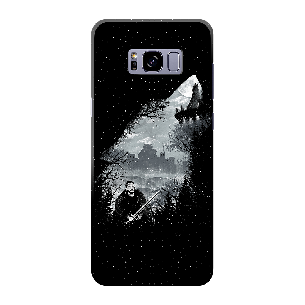King Of The North Phone Case Samsung S7